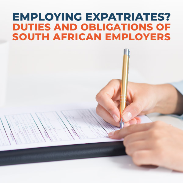 Employing Expatriates