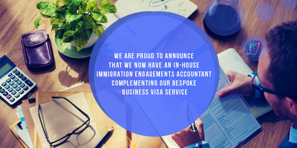 In-house Immigration Engagement Accountant