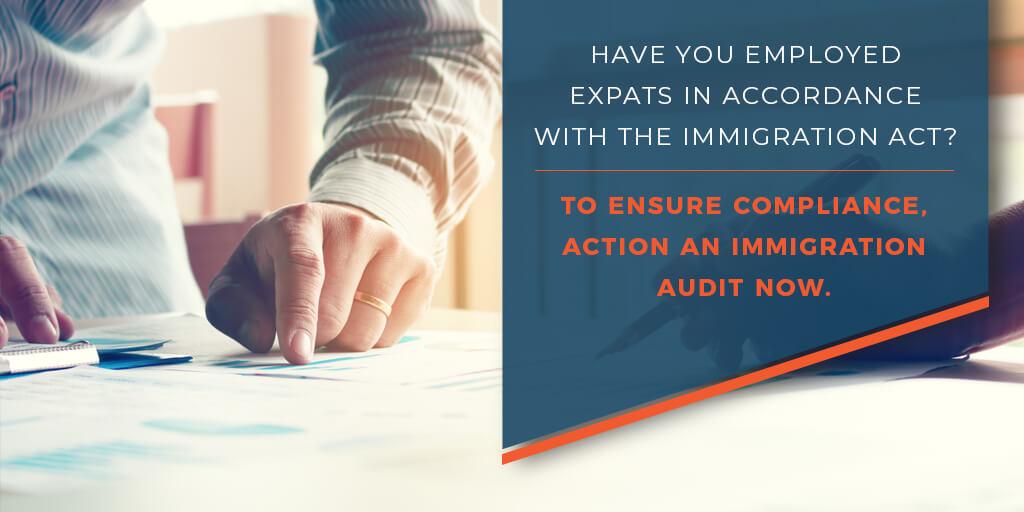 Immigration Audit Service   Xpatweb