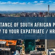 The importance of South African permanent residency to your expatriate / HR strategy