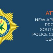 New application process for South African police clearance certificates