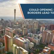 Could opening South Africa's borders lead to job creation