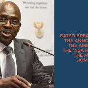 Bated breath as we await the announcement on the amendments to the visa regulations by the Minister of Home Affairs