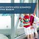 Unabridged birth certificates scrapped in time for festive season