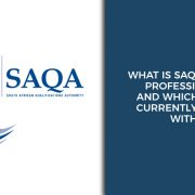 What is SAQA recognised professional body