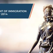 Update: First amendment of immigration regulations of 2014