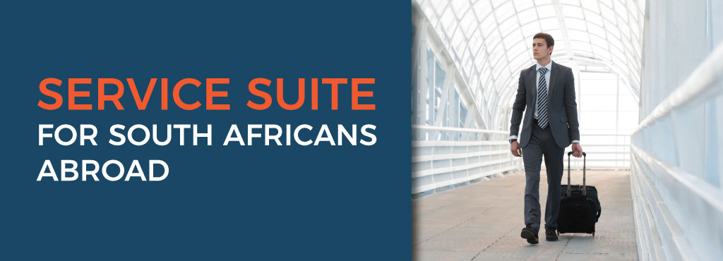 Service Suite for South African Abroad