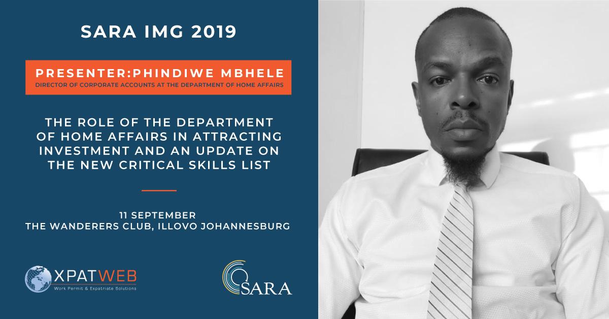 SARA IMG Event - Phindiwe Mbhele