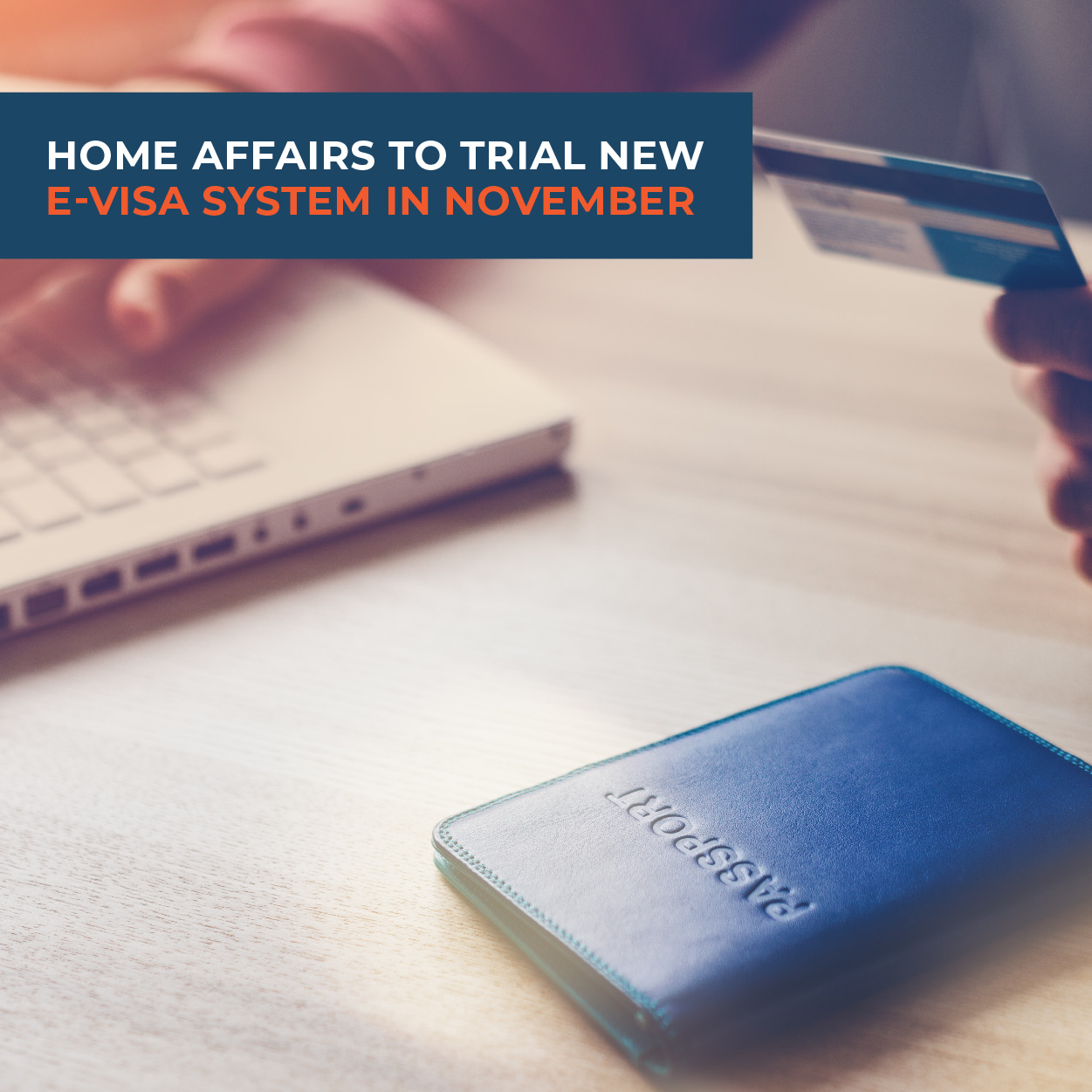 Home Affairs To Trial New E-Visa System In November