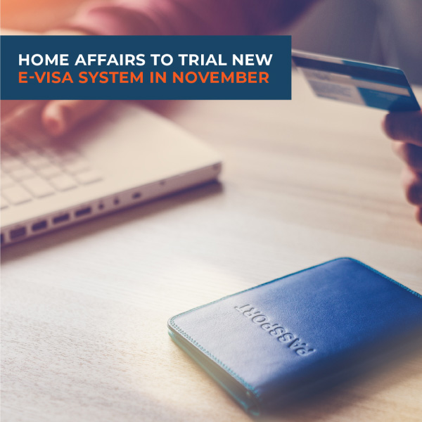 Home-affairs-to-trail-new-e-visa