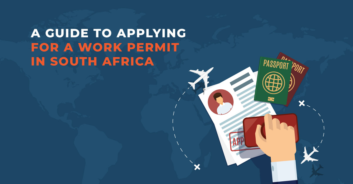 A guid to applying for a work permit in South Africa