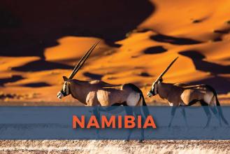 Namibia visas