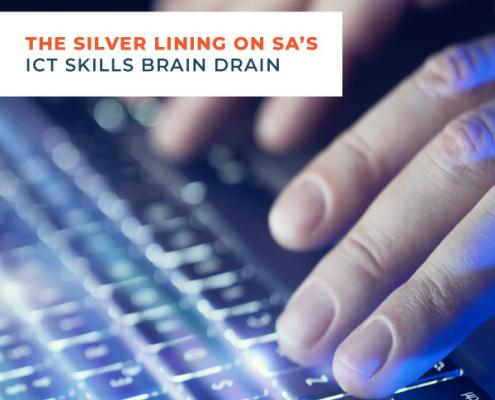 The silver lining on SA's ICT skills brain drain