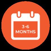 3-6 Months