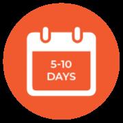 5-10 Days