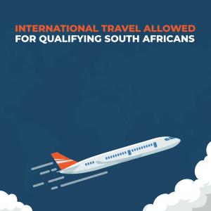 International Travel for SA