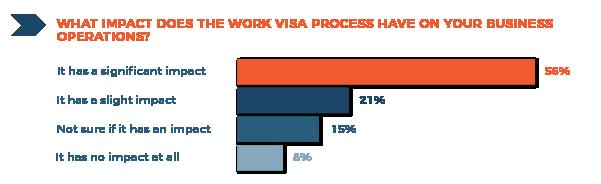 Work Visa Process Impact