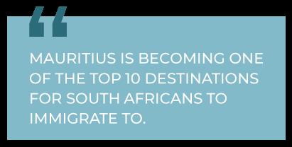 Mauritius Quote