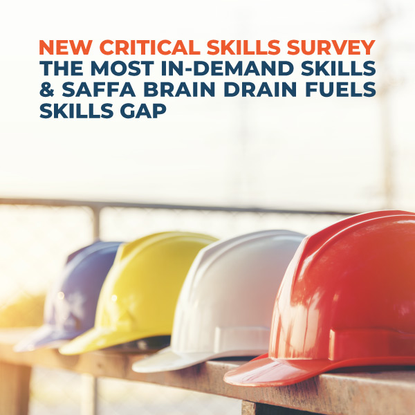 New Critical Skills Survey