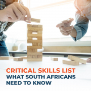 Critical Skills List-What South Africans Need To Know